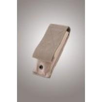 "Hogue Gear Modular MOLLE Velcro Pouch - Tan 5.5"" OAL"