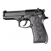 Beretta 92FS Chain Link G10 - G-Mascus Black/Gray