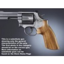 Dan Wesson Small Frame Goncalo No Finger Groove, Checkered