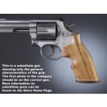 Dan Wesson Small Frame Goncalo Top Finger Groove, Stripe/Cap