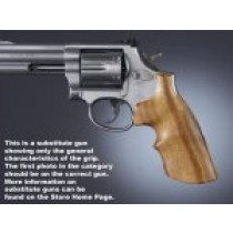 Dan Wesson Large Frame Goncalo Top Finger Groove