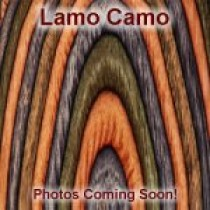 Dan Wesson Large Frame Lamo Camo No Finger Groove, Big Butt