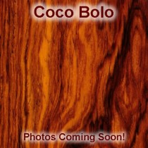 Taurus 85 Cocobolo No Finger Groove Stripe Cap