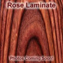 N Rd. Rose Laminate Top Finger Groove Stripe Cap