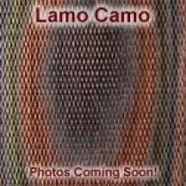 K or L Sq. Butt Lamo Camo Top Finger Groove Big Butt Checkered