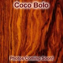Taurus 85 Cocobolo Top Finger Groove Stripe Cap
