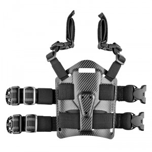 ARS Holster Thigh Rig - CF Weave