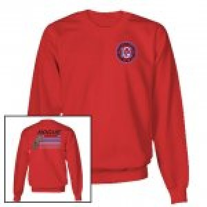 Sweatshirt Large - Red
