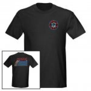 Hogue Grips T-Shirt Large Black