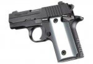 SIG Sauer P238 Aluminum - Brushed Gloss Clear Anodize