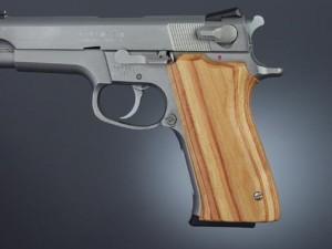 S&W 5900 Series Tulipwood