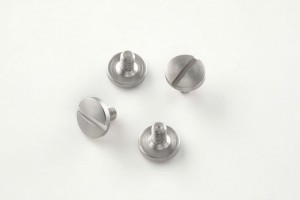 Beretta: Slotted Grip Screws (4) - Stainless