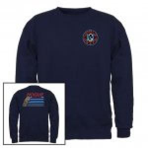 Sweatshirt Large - Blue