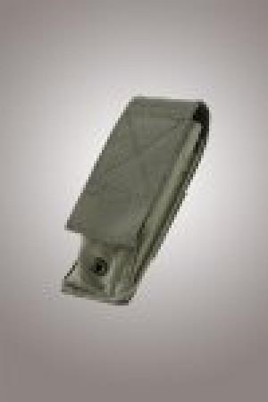 """Hogue Gear Modular MOLLE Velcro Pouch - Green 5.5"""" OAL"""