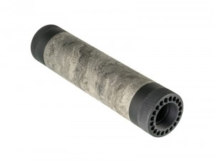 AR-15 / M16: (Mid Length) OverMolded Free Float Forend - Ghille Green