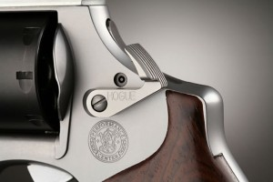 S&W Long Cylinder Release Stainless Steel