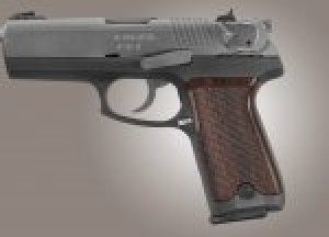 Ruger P94 Rosewood Checkered