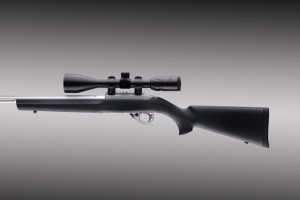"Ruger 10-22  .920"" Diameter Barrel Black Rubber OverMolded Stock"