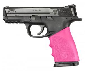 Handall Hybrid S&W M&P 9MM, 40S&W, 357SIG Grip Sleeve Pink