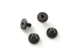 Beretta: Hex Grip Screws (4) - Black