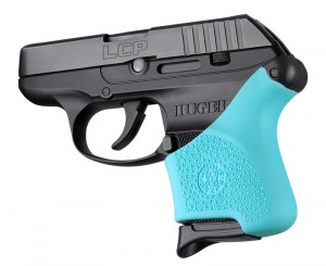 Handall Hybrid Ruger LCP Grip Sleeve Aqua