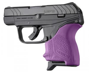 Ruger LCP II: HandALL Beavertail Grip Sleeve - Purple