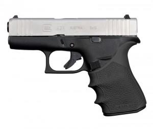 GLOCK 43X, 48: HandALL Beavertail Grip Sleeve - Black