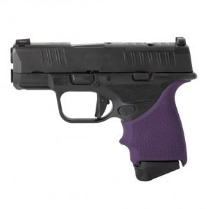 Springfield Armory Hellcat: HandALL Beavertail Grip Sleeve - Purple