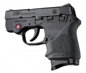 S&W Bodyguard 380 / Taurus TCP & Spectrum: HandALL Beavertail Grip Sleeve - Black