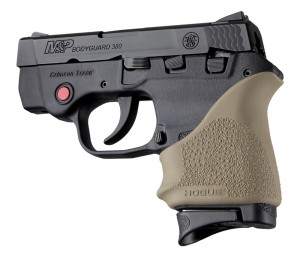 S&W Bodyguard 380 / Taurus TCP & Spectrum: HandALL Beavertail Grip Sleeve - FDE