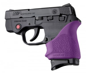 S&W Bodyguard 380 / Taurus TCP & Spectrum: HandALL Beavertail Grip Sleeve - Purple