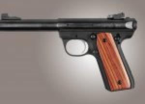Ruger MK III 22/45 RP Tulipwood