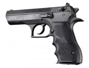 Magnum Research Baby Eagle .40 / 9mm, Jericho & Uzi Eagle Black Rubber Grip