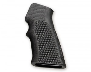 AR15 / M16 Piranha Grip G10 - Solid Black
