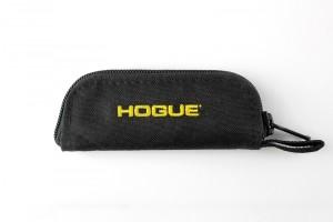 """Hogue Gear Small Folder Zipper Knife Pouch - Black 2"""" tall X 5"""" long"""
