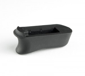 Kimber Micro 9: Black Rubber Magazine Extended Base Pad