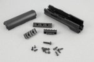 AK-47/AK-74 (Longer Yugo Version) Forend with OM Rubber gripping area