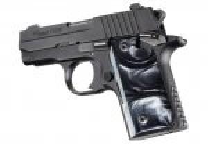 SIG Sauer P238 Black Pearlized-Polymer