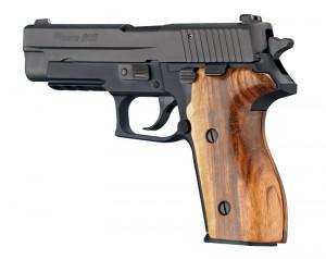 SIG Sauer P227 DA/SA Goncalo Alves