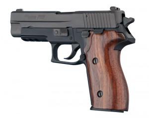 SIG Sauer P227 DA/SA Rosewood