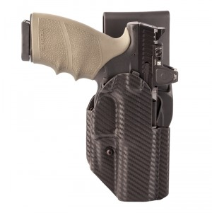 CZ P-10 Full Size & Compact: ARS Stage 1 Sport Holster (Right Hand) - CF Weave