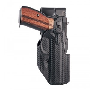 CZ 75, SP-01: ARS Stage 1 Sport Holster (Right Hand) - CF Weave