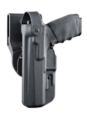 ARS Stage 2 - Duty Holster CZ P-07 P-09 Left Hand Black