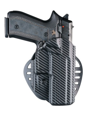 ARS Stage 1 - Carry Holster Rex Zero 1 Right Hand CF Weave