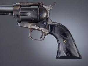 Colt Single Action Black Pearl Cowboy Panels