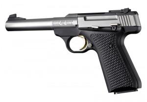 Browning BuckMark Piranha Grip G10 - Solid Black