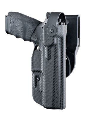 ARS Stage 2 - Duty Holster CZ P-07 P-09 Right Hand CF Weave