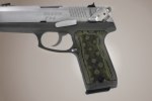 Ruger P94 Checkered G10 - G-Mascus Green