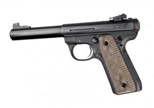 Ruger MK III 22/45 RP Piranha Grip G-10 - G-Mascus Tan
