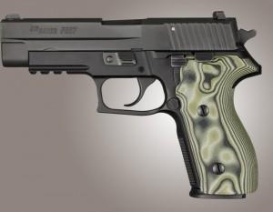 SIG Sauer P227 DA/SA G10 - G-Mascus Green